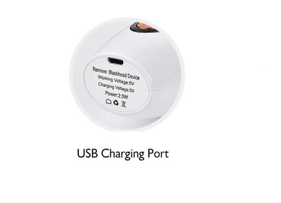US charging port