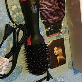 One Step Hair Dryer Hot Air Brush And Volumizer Hot Air Brush photo review